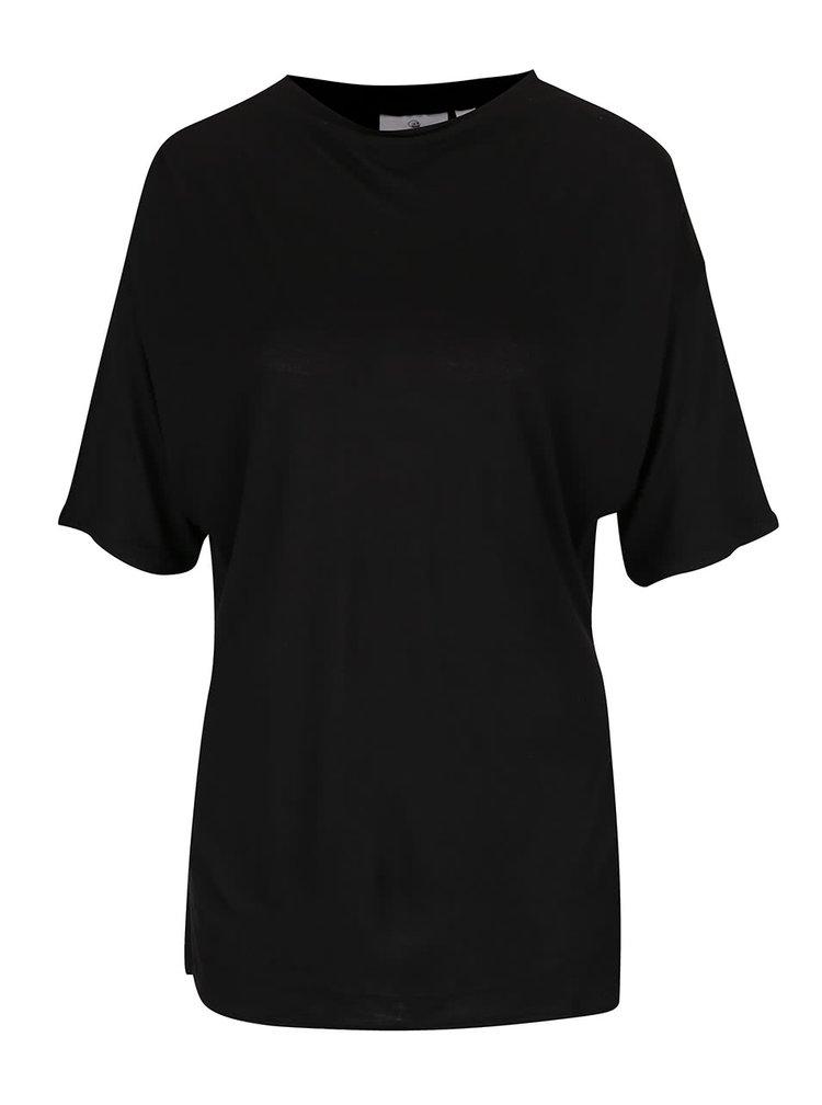 Bluza neagra Cheap Monday cu maneci medii