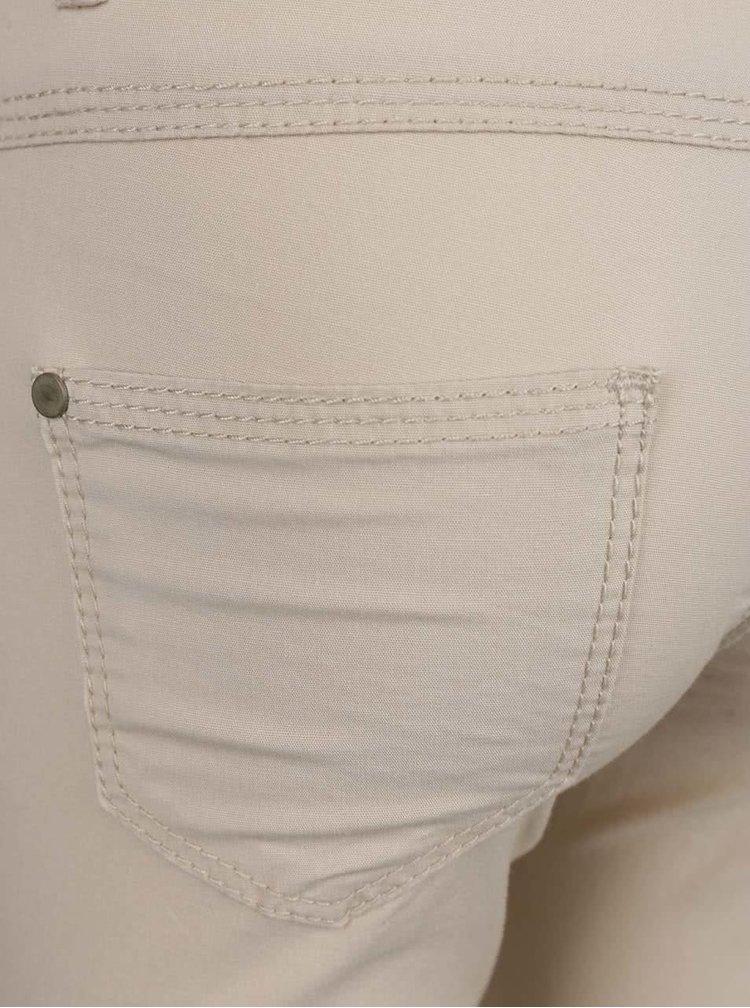 Béžové holčičí kalhoty name it Tenna