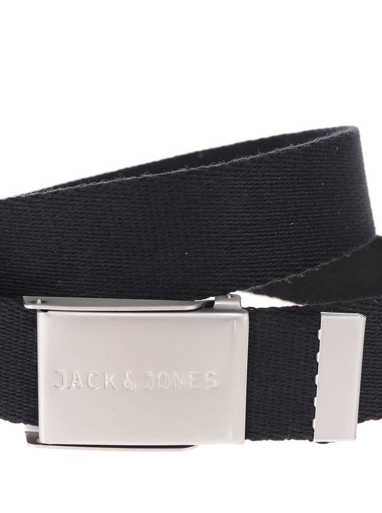 Curea neagră Jack & Jones Melange