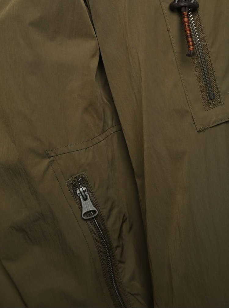 Jacheta bomber kaki Jack & Jones Pete