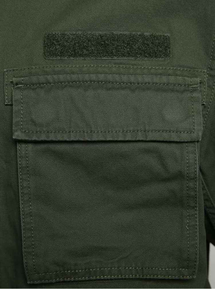 Khaki bunda Jack & Jones Paint