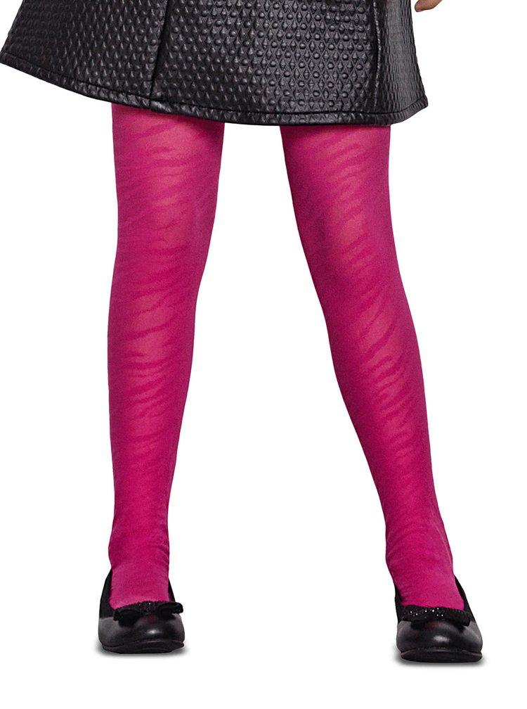 Ciorapi roz Penti Lucy 20 DEN cu model discret
