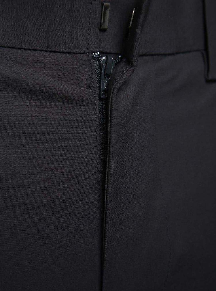 Tmavě modré chino kalhoty Jack & Jones Corban