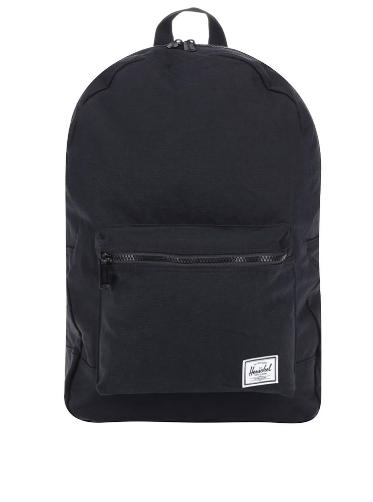 Černý unisex batoh Herschel Packable 24,5 l