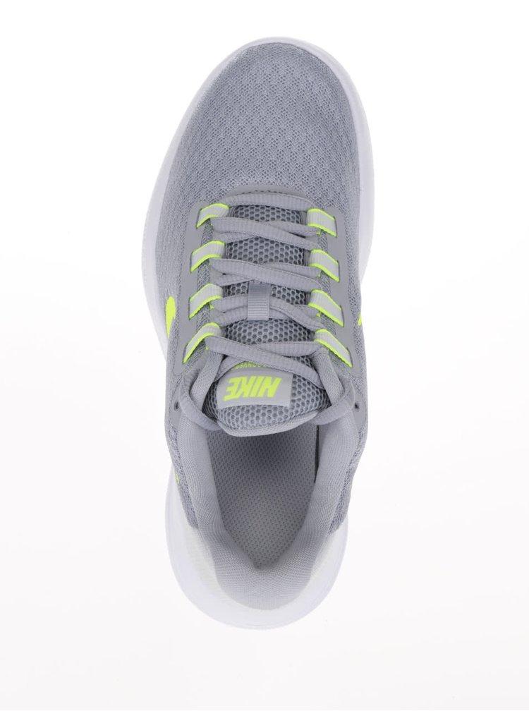 Šedé dámské tenisky Nike Lunar Converge