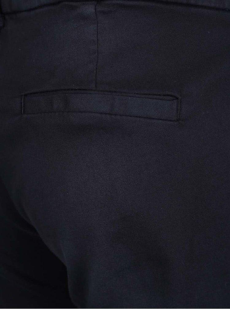Modré dámské chino kalhoty s.Oliver