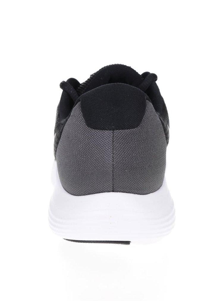 Šedo-černé pánské tenisky Nike Lunar Converge