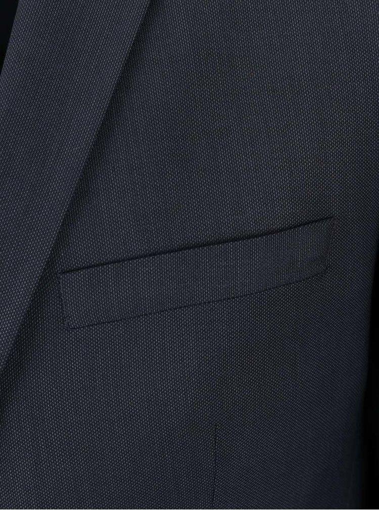 Tmavě modré sako Jack & Jones Premium Roy