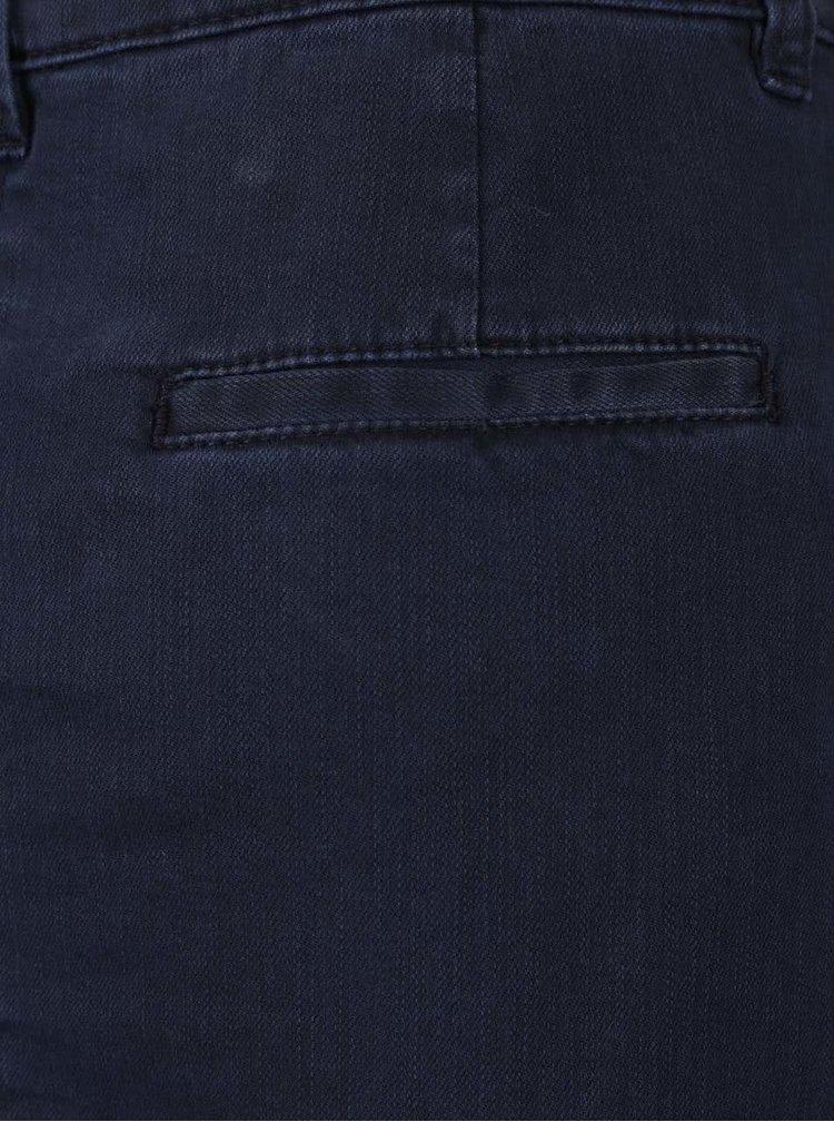 Tmavě modrá džínová sukně s.Oliver