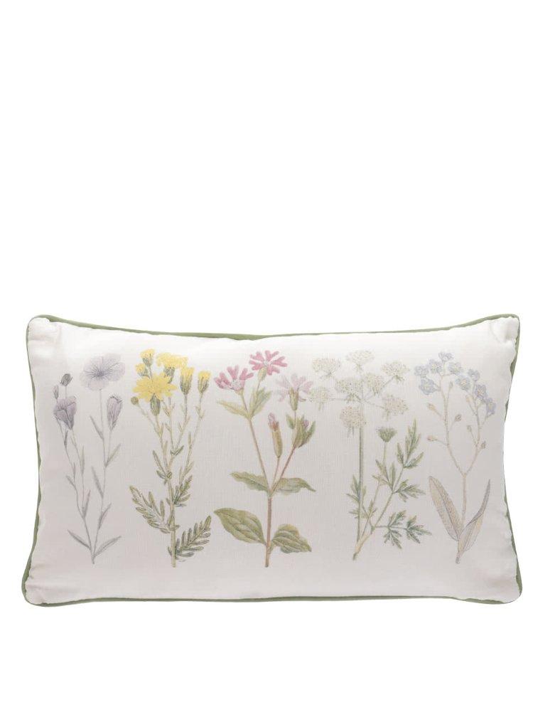 Perna bej Sass&Belle cu imprimeu floral