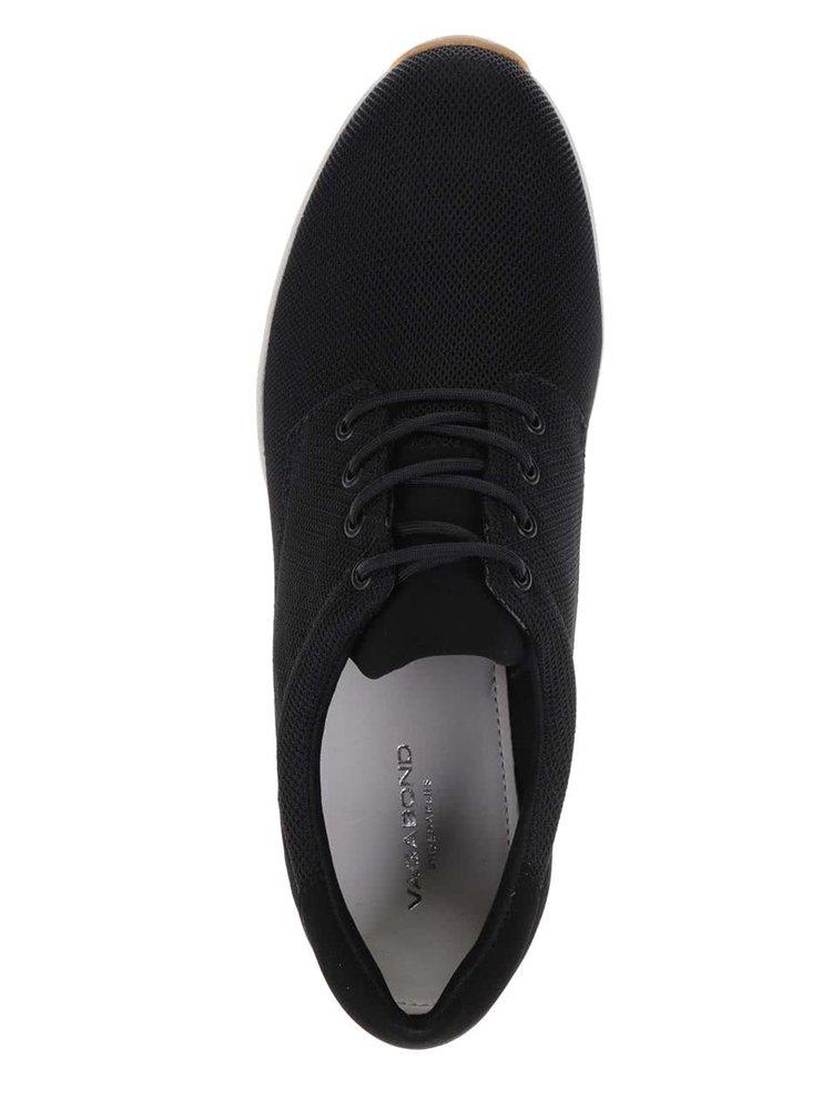 Pantofi sport negri Vagabond Casey cu platforma