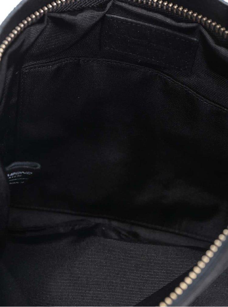 Geantă neagră crossbody Vagabond Sevilla din piele
