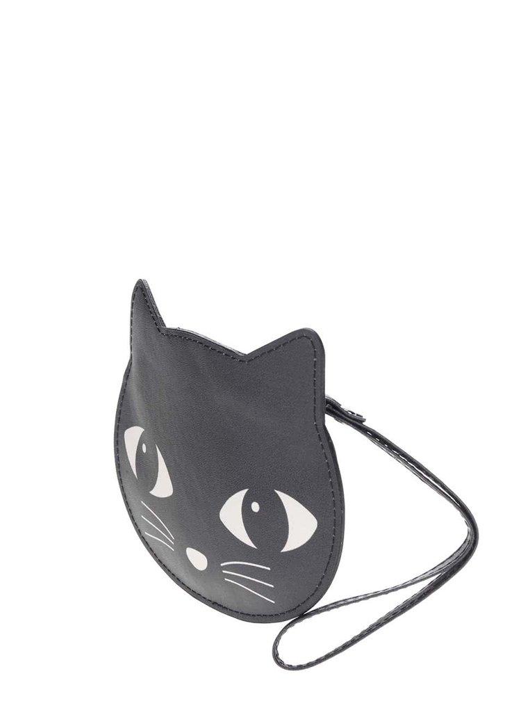 Čierne Teens lízanie mačička