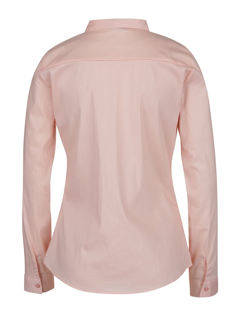 Cămașă roz pal VERO MODA Lady