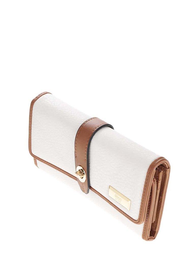 Krémová peněženka Gionni Katlin