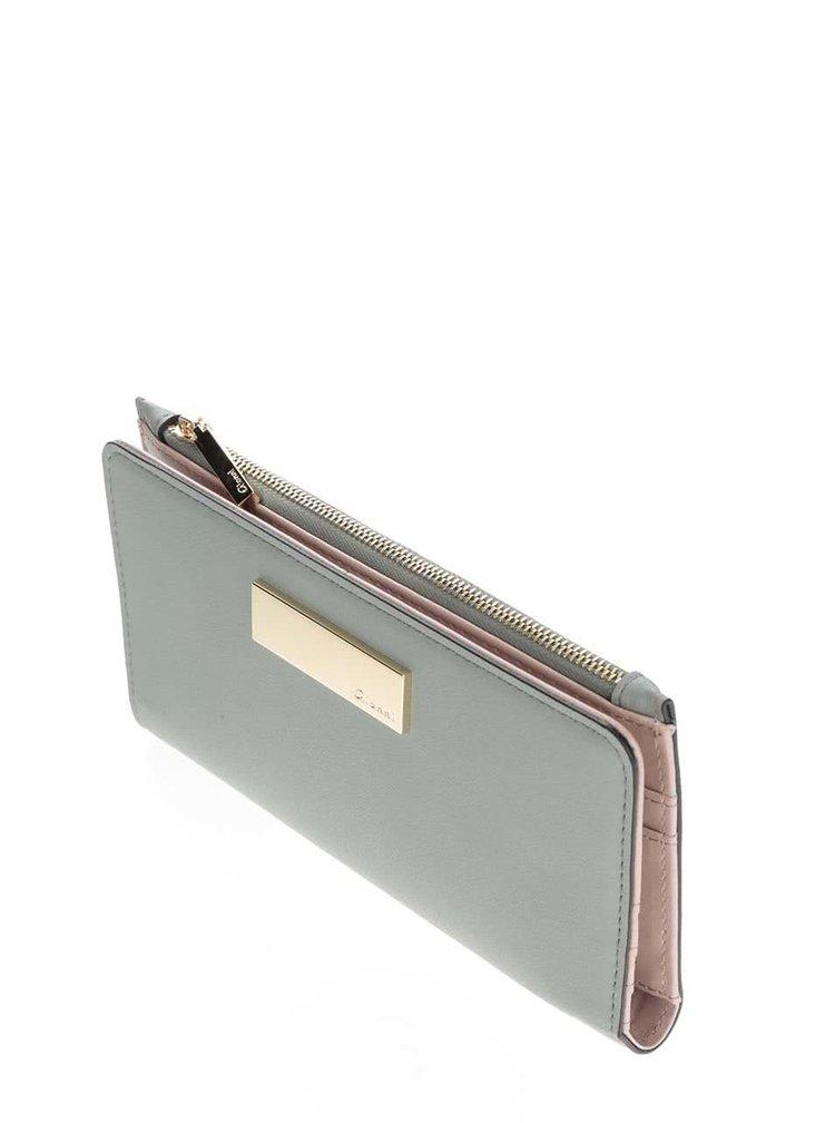 Zelená peněženka Gionni Aya