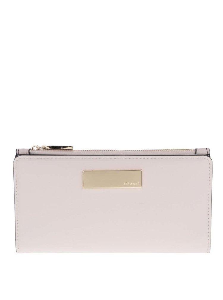 Krémová peněženka Gionni Aya