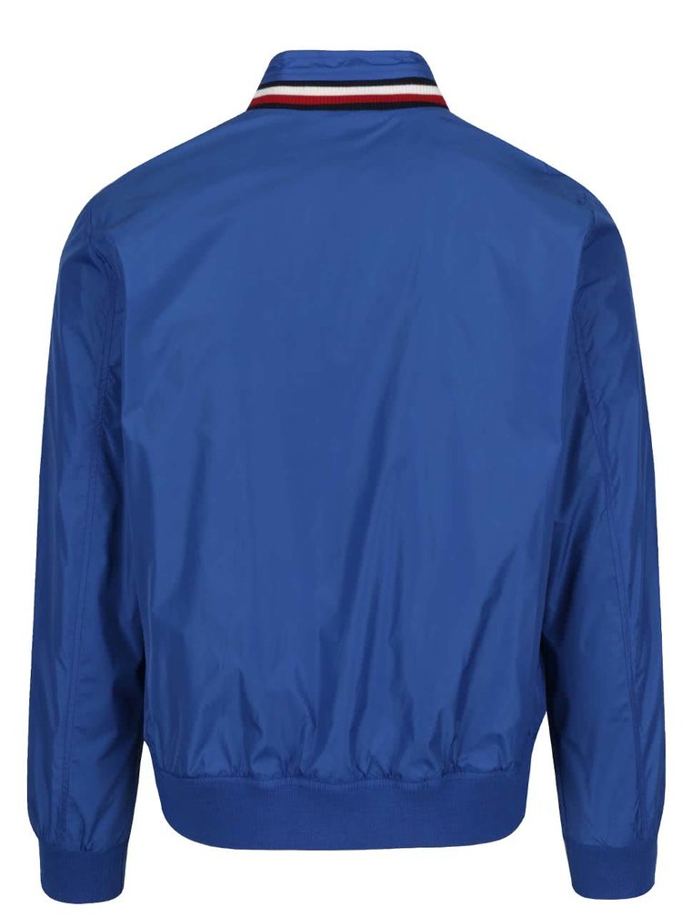 Modrá pánská bunda Tommy Hilfiger
