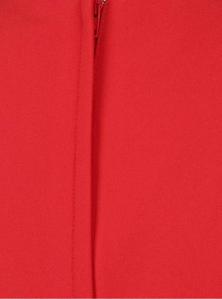 Rochie roșie Dorothy Perkins bodycon