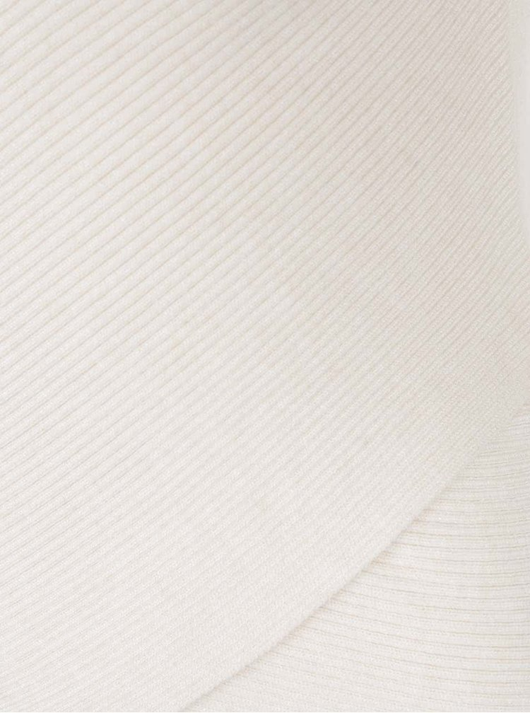 Krémový svetr 2v1 ONLY Arizona