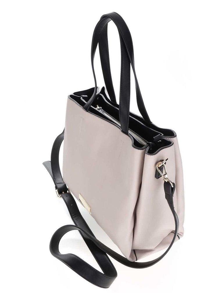 Krémová kabelka Gionni Aya