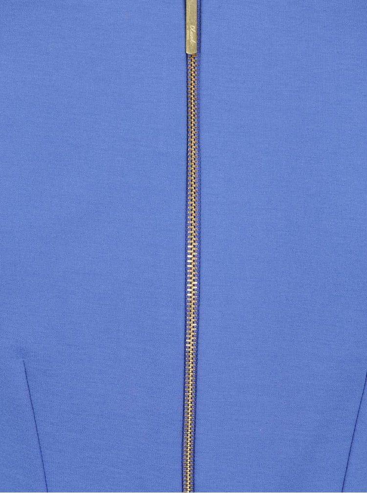Modré pouzdrové šaty Closet