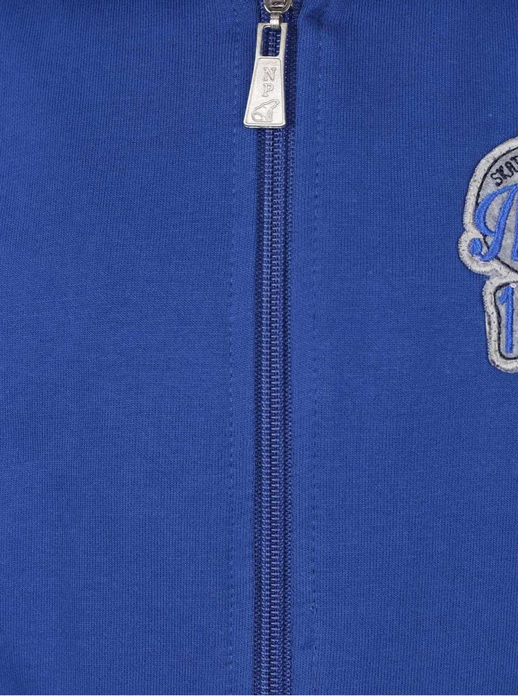 Modrá klučičí tepláková souprava North Pole Kids