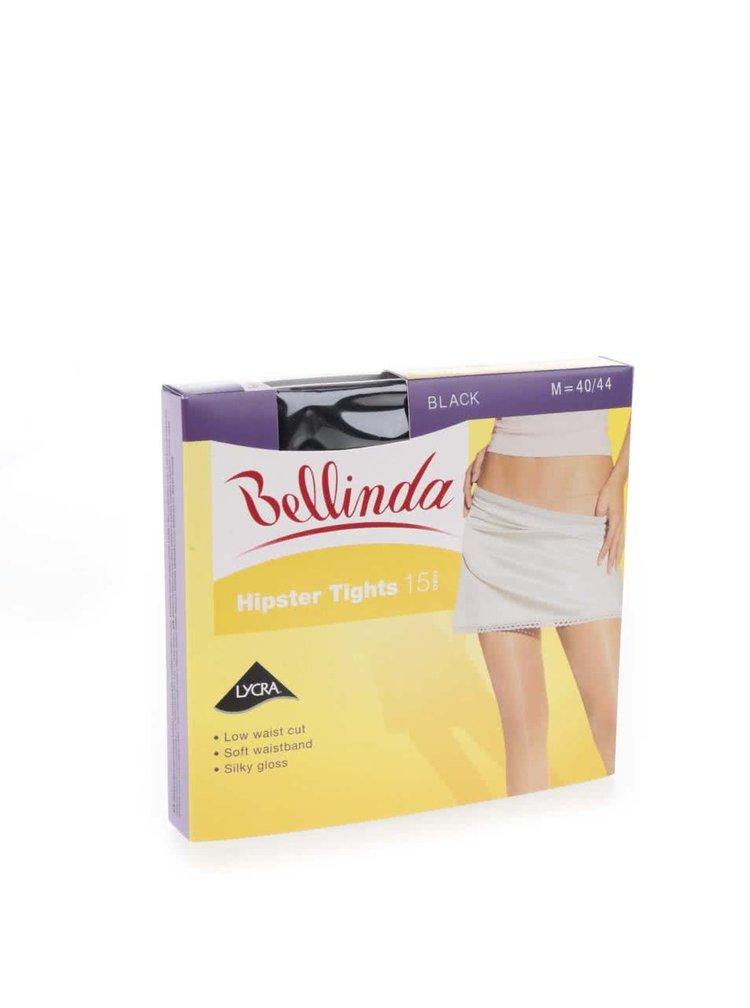 Černé punčochové kalhoty Bellinda Hipster Tights 15 DEN