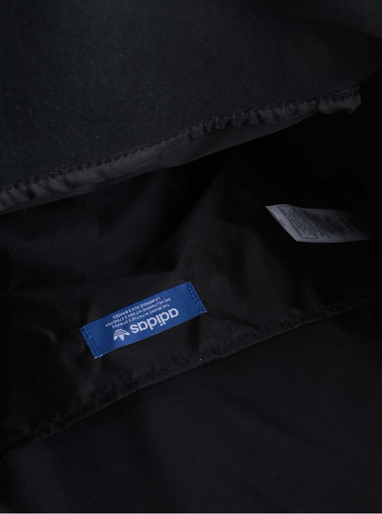 Šedý unisex batoh v semišové úpravě adidas Originals Classic
