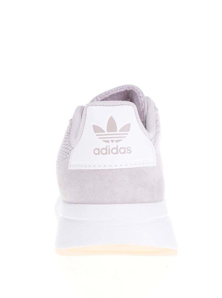 Pantofi sport roz deschis adidas Originals Flashback de dama