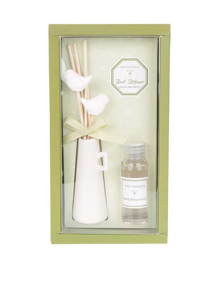 Krémový difuzér s vůní Spring daisy and lily Dakls