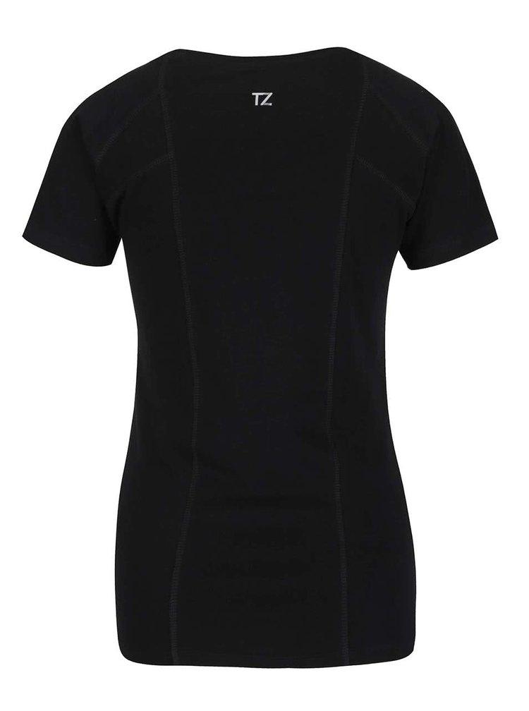 Tricou corai & negru M&Co