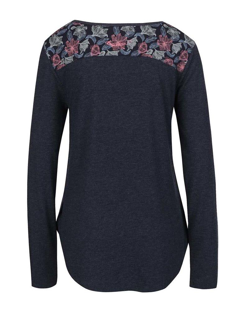 Tmavě šedé dámské tričko Ragwear Ciel