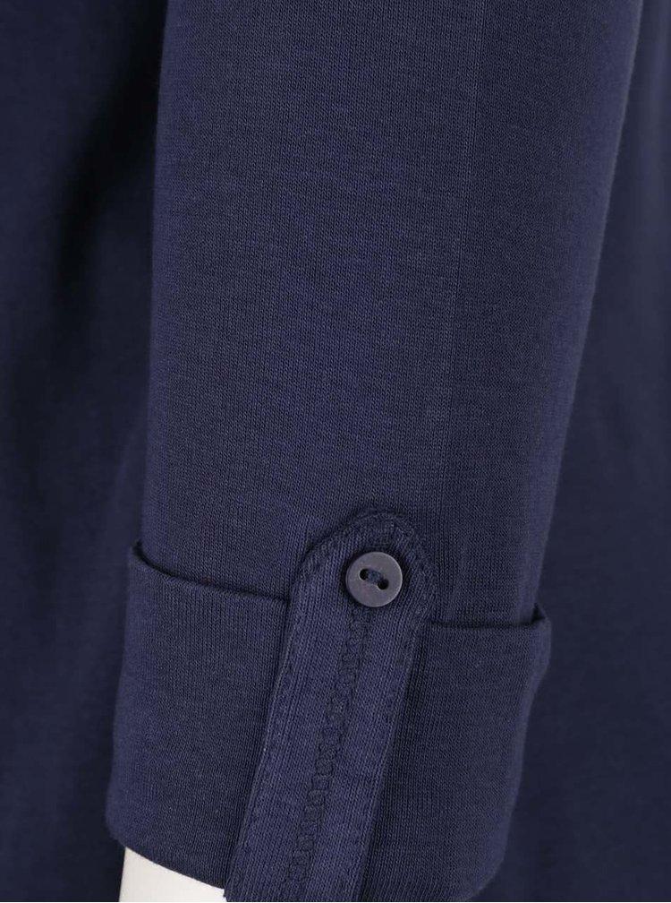 Cardigan 2în1 M&Co bleumarin