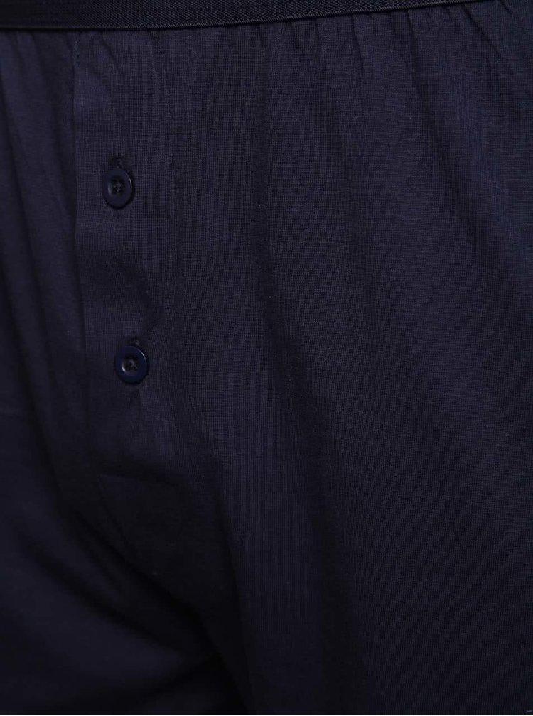 Set 3 perechi boxeri in nuante de albastru M&Co