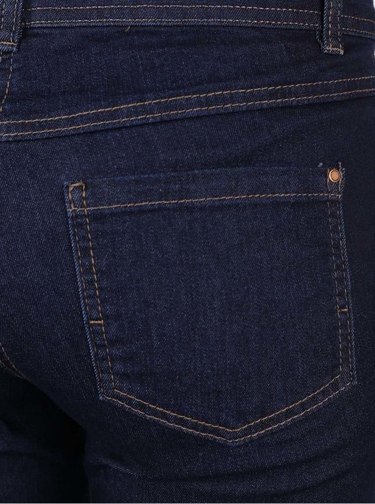 Blugi albastru inchis M&Co