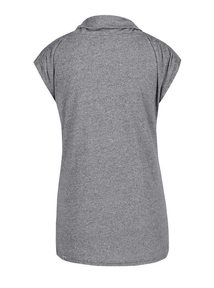 Šedé dámské tričko Ragwear Lorna