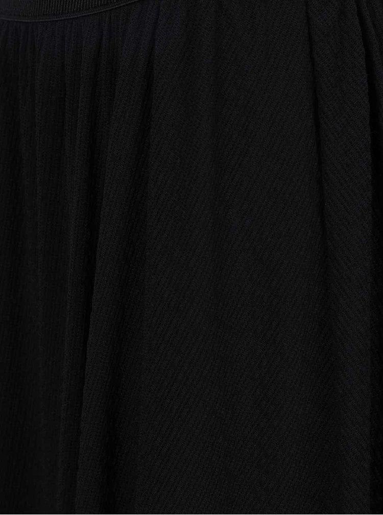 Černá sukně Only Bay