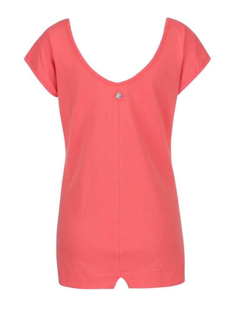 Oranžové dámské tričko Ragwear Copacabana