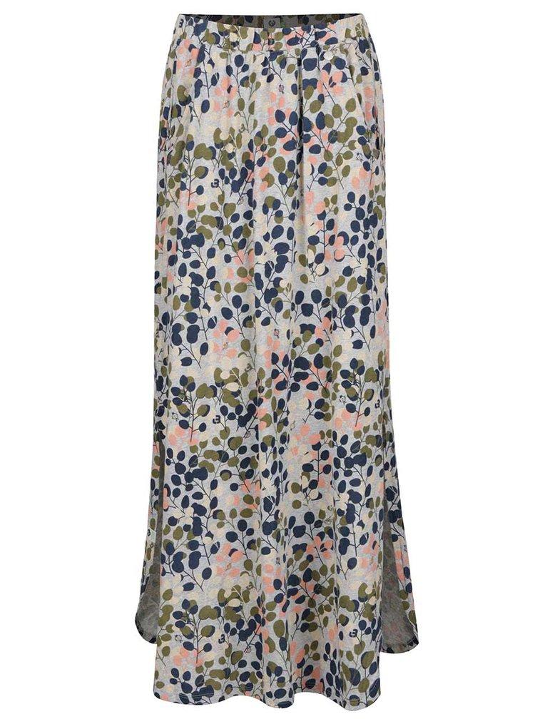 Šedá dámská sukně Ragwear Lyon B Organic