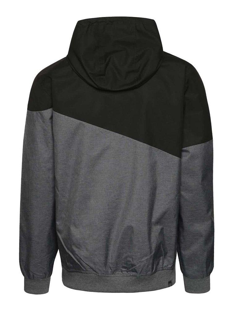 Jacheta negru & gri Ragwear Wings