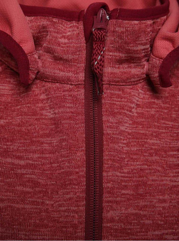 Růžová holčičí bunda name it Beta