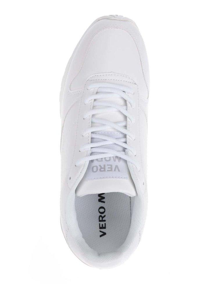 Bílé tenisky VERO MODA Silla