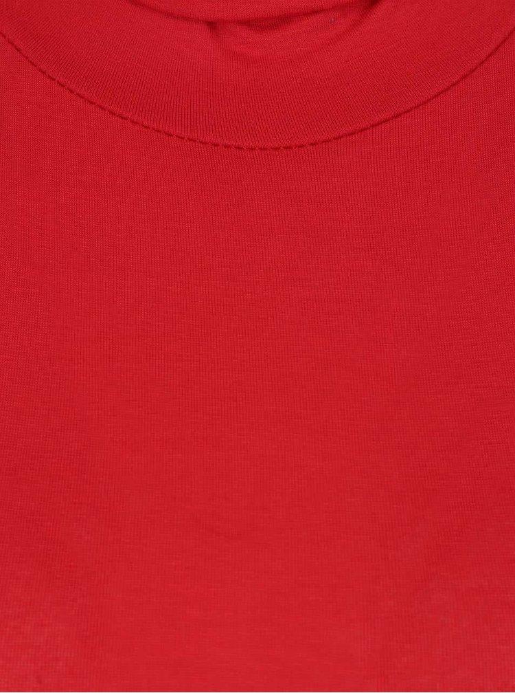 Červené body s rolákem ZOOT