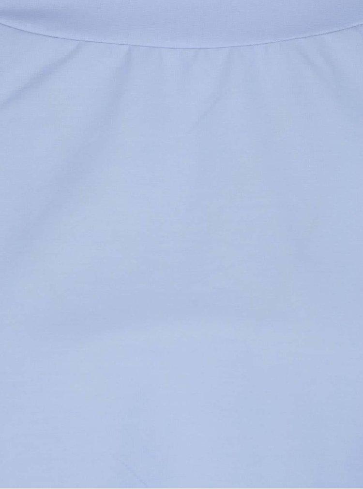 Bluză supradimensionată albastră ZOOT
