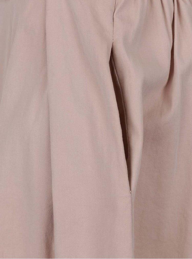 Starorůžová sukně ZOOT