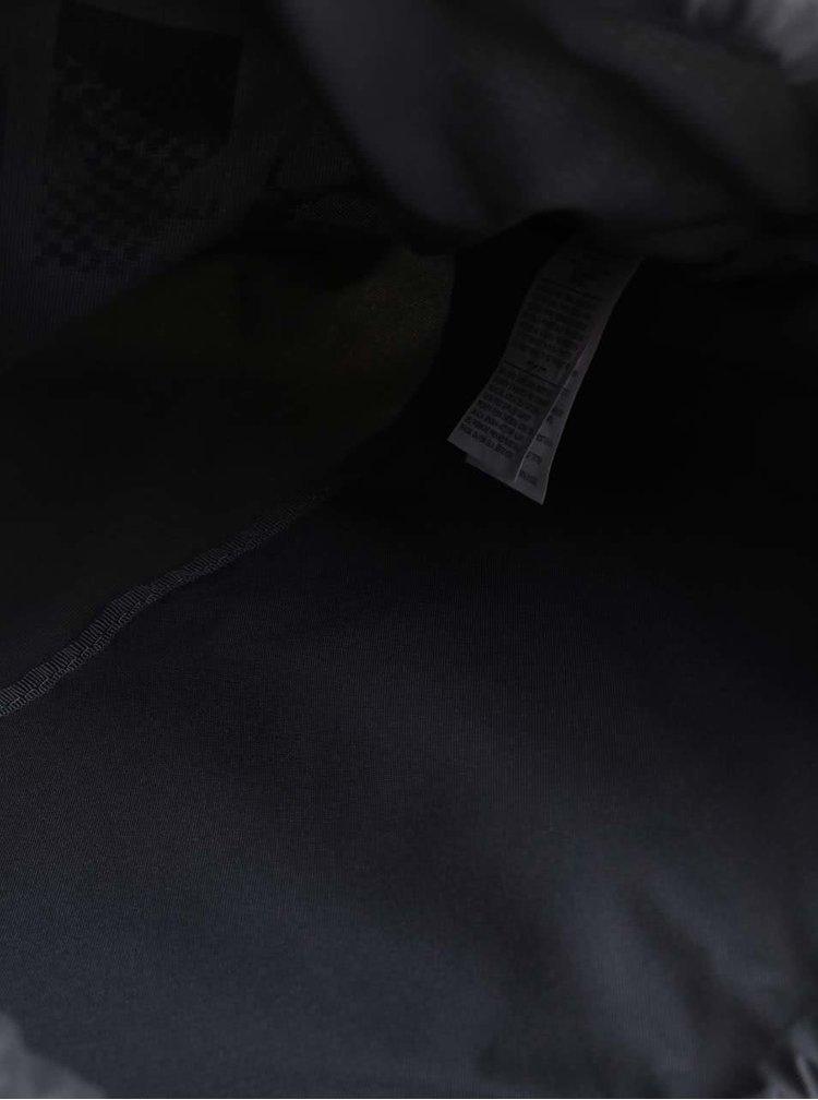 Šedý unisex vak s potiskem Nike 13 l