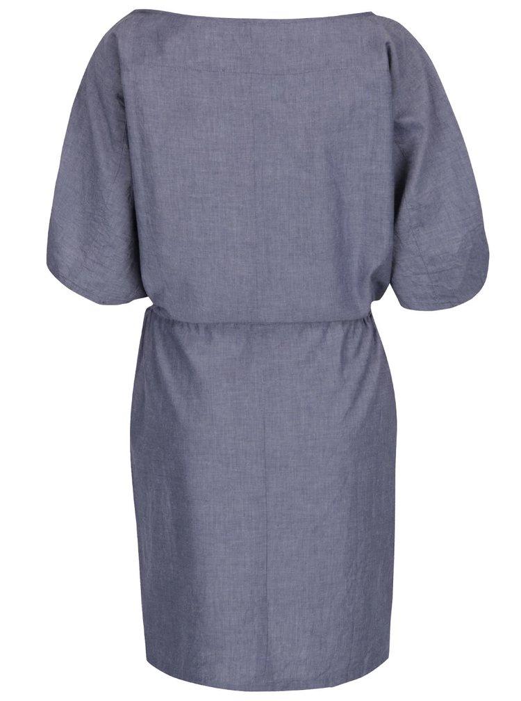 Modré šaty Tranquillo Marlin