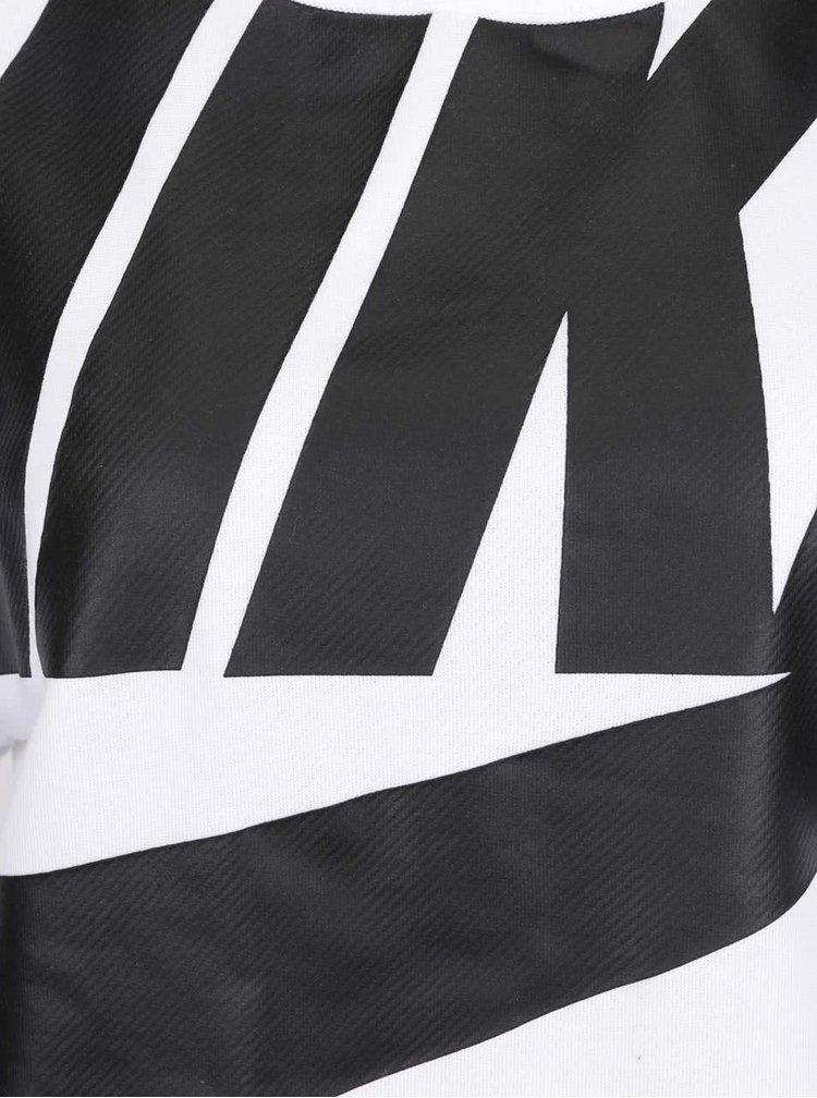Tricou alb Nike cu imprimeu