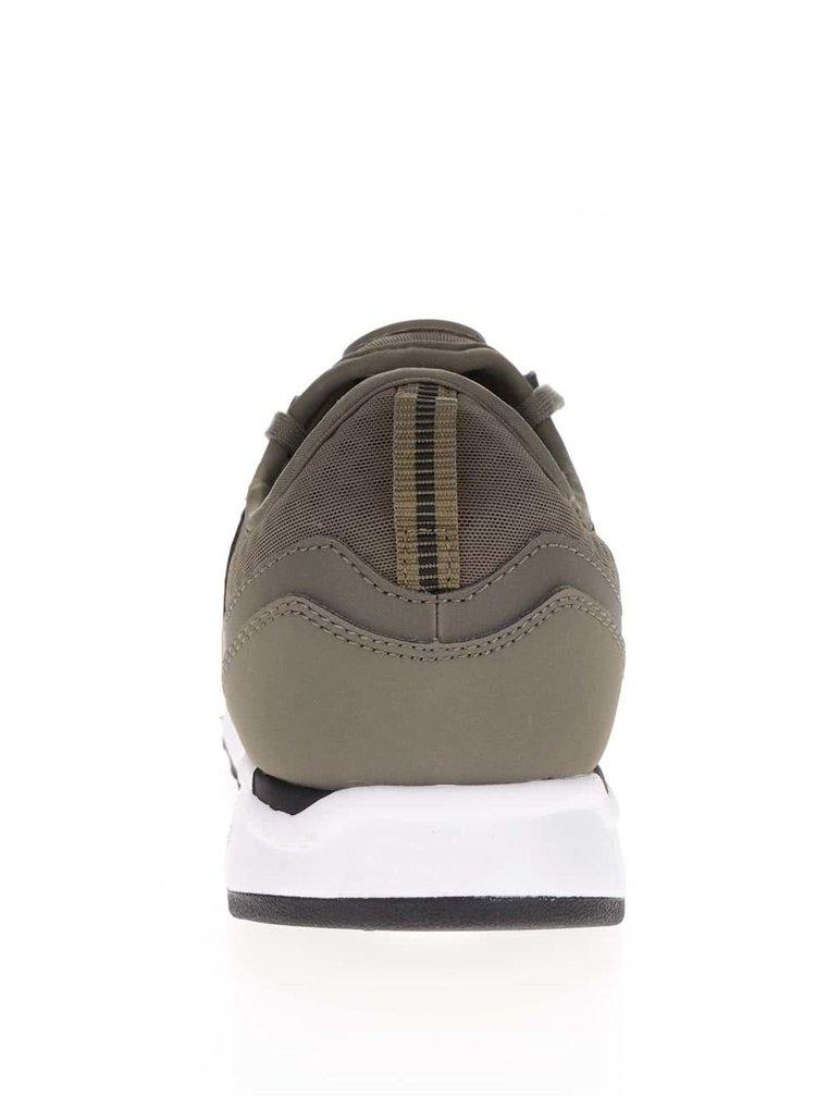 Pantofi sport verde militar New Balance
